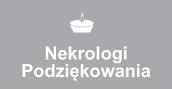 Nekrologi i podziękowania